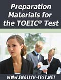 TOEIC Preparation tests